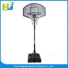 HJsport portable outdoor basketball stand hoops for sale