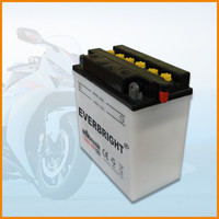 Extra high capacity 12v 9ah and 12v 2.5ah motorcycle lead acid battery
