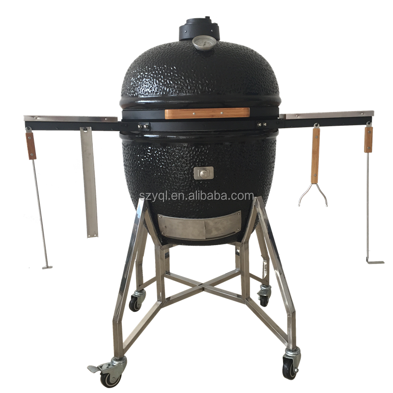 2017 Outdoor charcoal bbq grill/Camping built in bbq