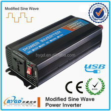 Hot Sale 12v dc para 220v inversor de corrente alternada 1200w