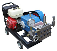 Gasoline Used Motor Oil Vessel Jet Power High Pressure Washer Cleaning Machine