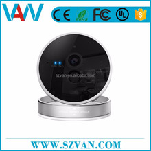 2.0MP Full HD 1080p Wireless WiFi IP Camera with Thermometer for temperature monitoring