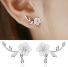Natural Shell Fashion Stud Earring