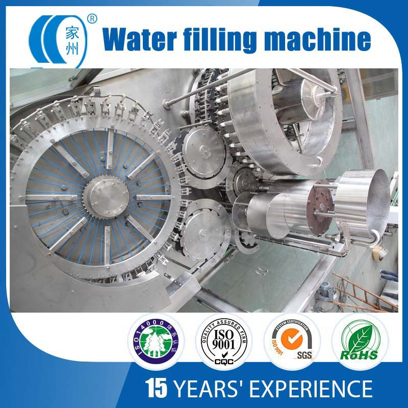 Automatic small mineral water bottle manufacturing plant