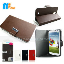 For Samsung Galaxy S4 i9500 PU leather fold cover case caso holster
