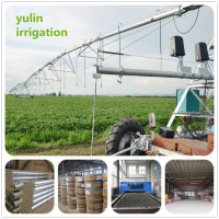 direct sale lateral move farm irrigation system/farm machinery irrigation sprinkler