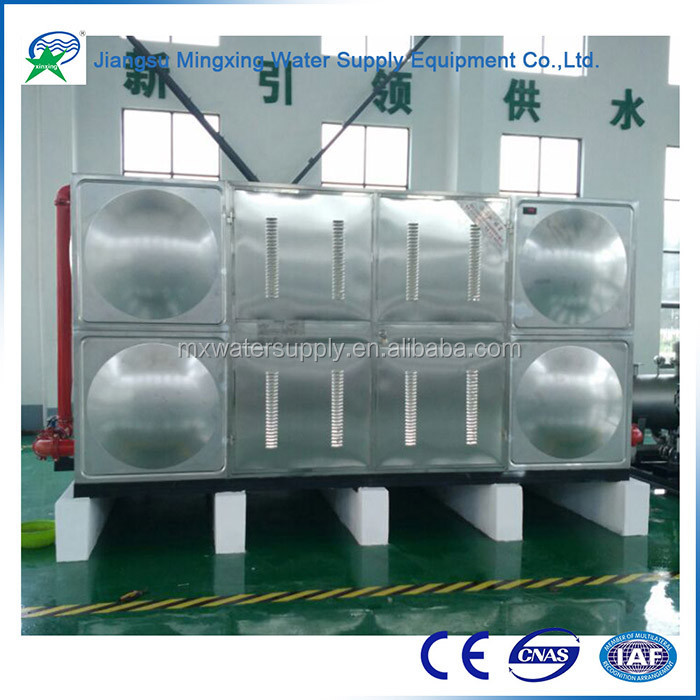 Easy to installation water well pressure tanks