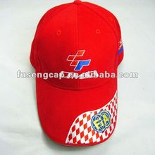 2013 Fashion Hats with 3d Embroidery baseball cap