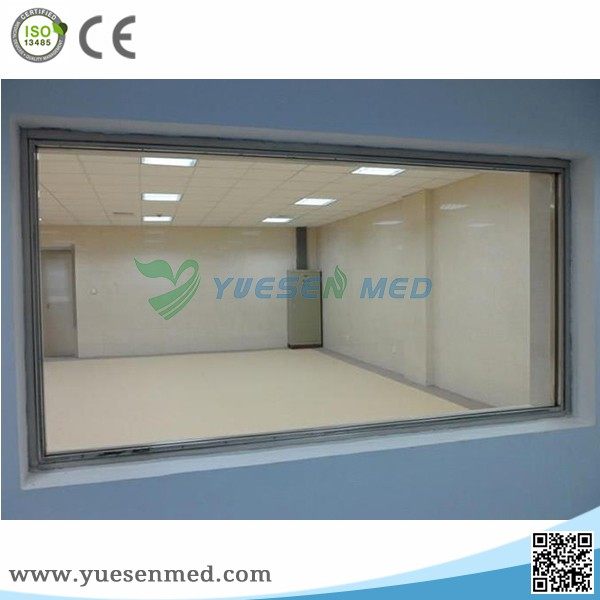 medical radiation x-ray shielding lead glass factory prices