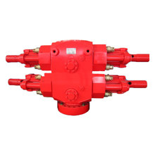 API16A hydraulic single/double UM ram Bop/Blowout Preventer with shear blind pipe ram