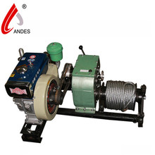 Widely used Portable engine powered winch