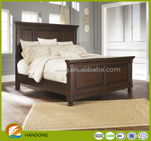 european style Antique double bed for bedroom