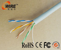 0.56mm CCA Conductor cat5 cat6 color code for lan cable