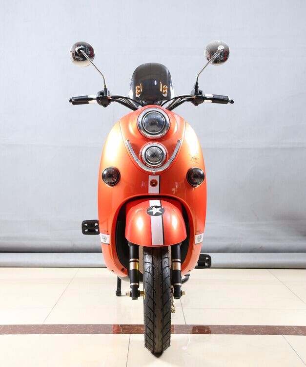 1500W big power electric motorcycle moped for adults in ckd and skd