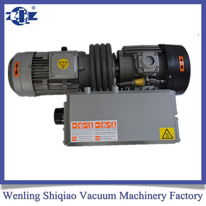 SV100 single stage vacuum pumps for ABS plastics