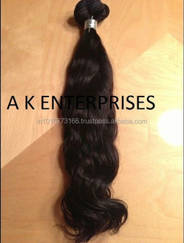 Natural Virgin Raw Indian Hair Straight Wavy Curly Wholesale Supplier Manufacturer Exporter