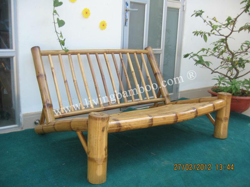 hamburgo 2 assento do sof de bambu sof s para sala de. Black Bedroom Furniture Sets. Home Design Ideas