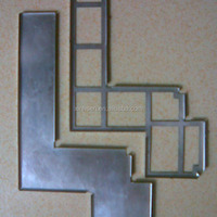 Stamping parts stainless steel etching metal aluminium heat rf shield box