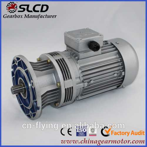 high quality manufacturing cycloidal gearbox used industrial washing machine
