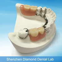 Dental casting metal partial Framework denture making supplies