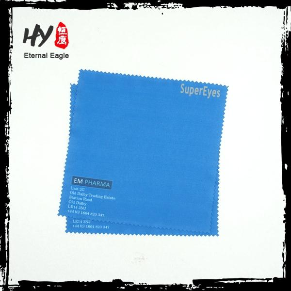 Hot selling logo picture lens wiping cloth with low price