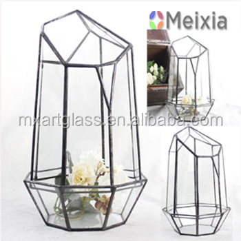 MX131406 Glass Plant Terrarium