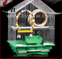 PVC Coated Bird Cage Favor Box With High Reputation Hot Sale Online