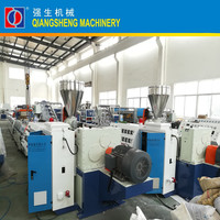 Advanced automotive PVC cable extruding manufacturing machine