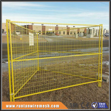 High quality Canada 50x100mm temporary safety guard fencing ( Manfacturer )