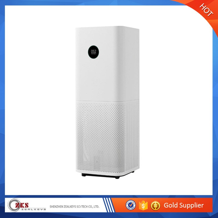 xiaomi Air Purifier 2 Household Appliances APP Cleaner Purifying PM 2.5 xiaomi air purifier home white color