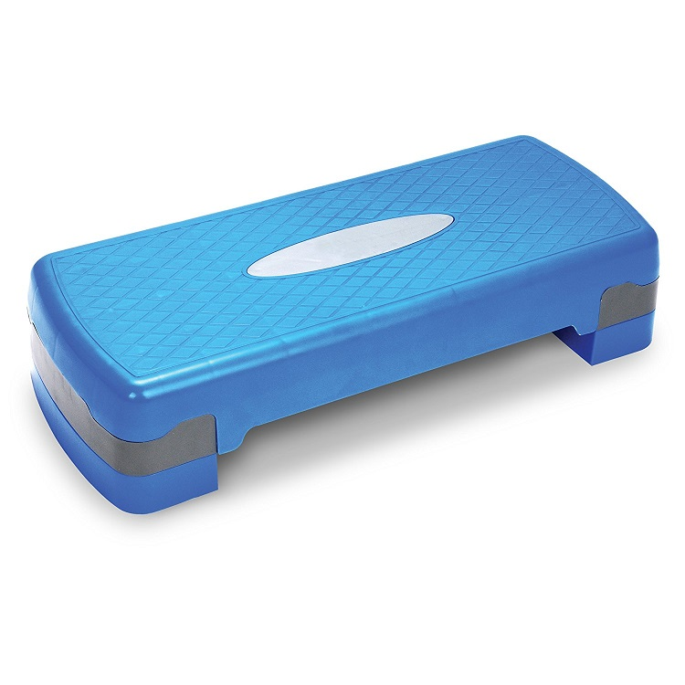 Fitness Plastic Stepper, Exercise Aerobic Step & Gym Exercise Step