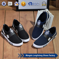 Comfortable canvas sport shoes and sneakers shoe