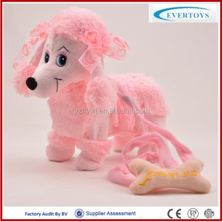 singing dog toy battery operated walking dog toy sex dog toy girl