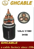 XLPE insulated power cable with rated coltage 1kV 35kv 40.5kV