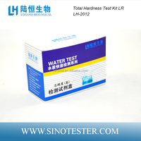 Hotsale low cost water test total hardness of water test kit