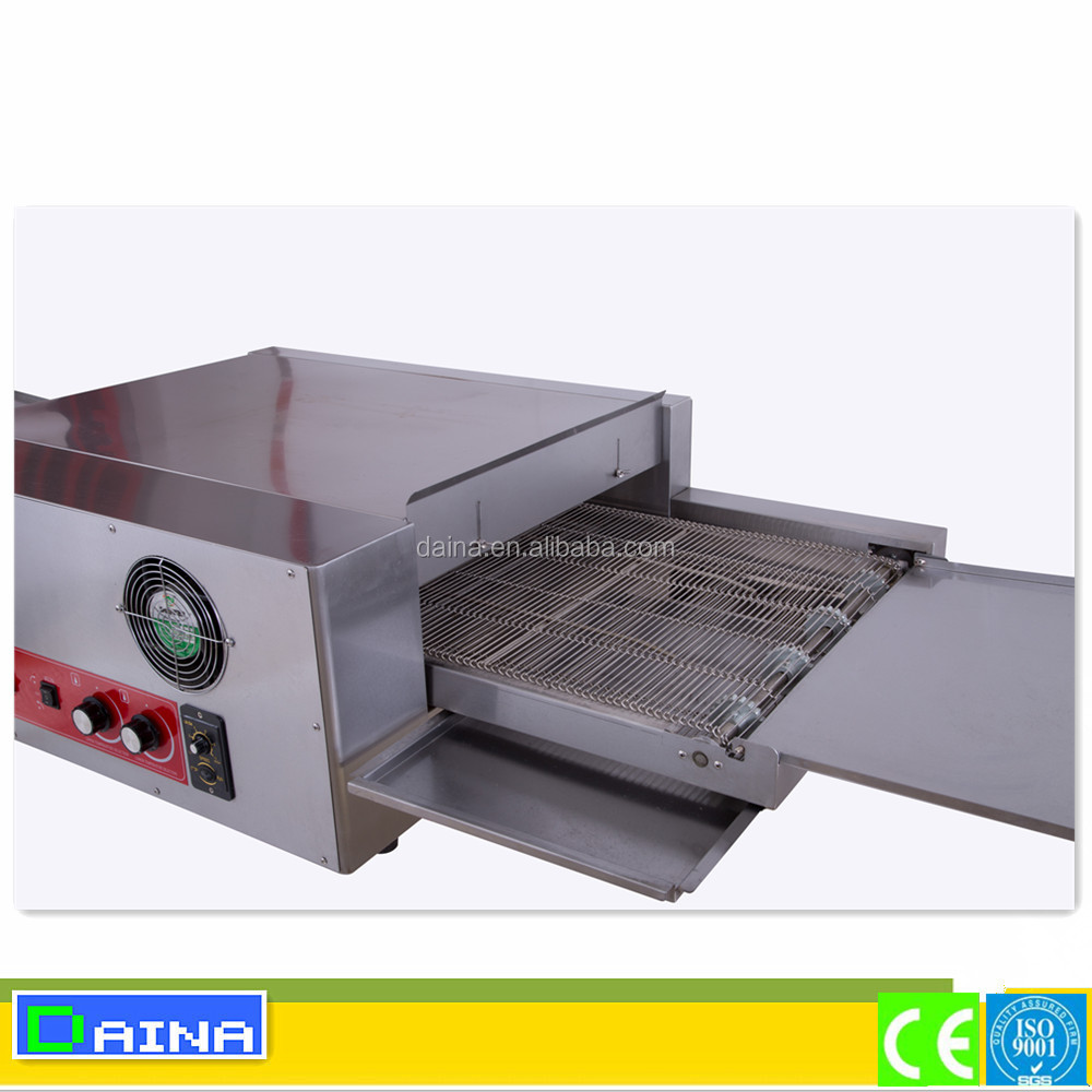 pizza machine!!! commercial stainless steel electric or gas conveyer pizza oven