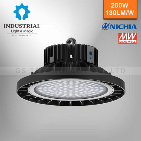 I-Sun dali ce patents energy saving lights india coal 200w led high bay light driver meanwell