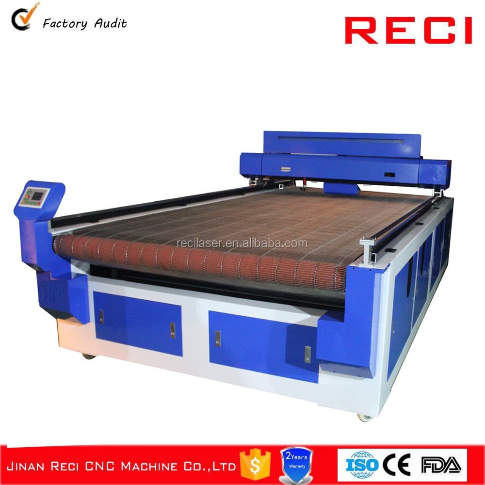 2016 China Hot Sale Auto Feeding Tailor Laser Cutting Machine For Sale