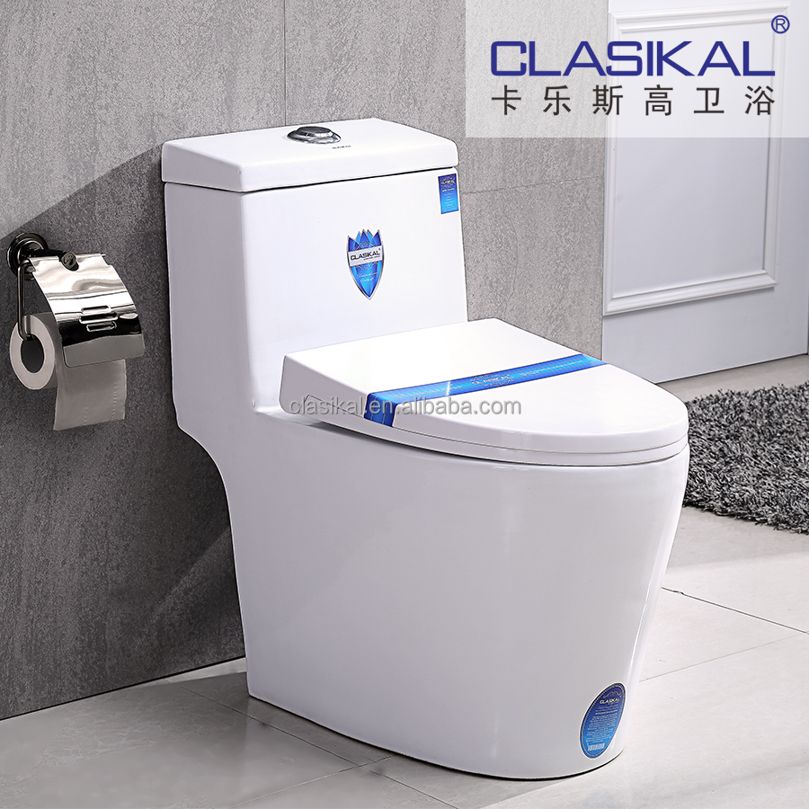 Hot selling in American market sanitary ware bathroom ceramic toilet