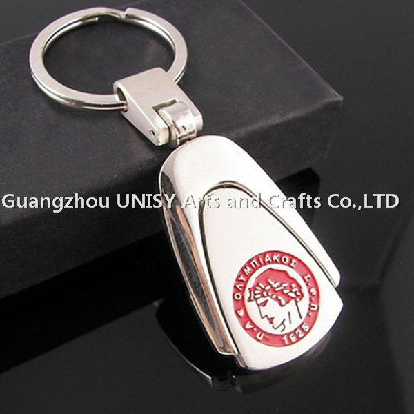 Custom Zinc Alloy Metal Car Logo Keychain keyring for Suzuki /Mercedes ,customized car metal keychain wholesale