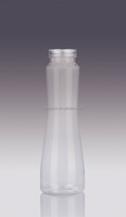 disposable eco friendly water bottle / plastic juice bottle drinking juice bottles