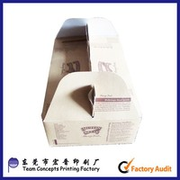 motorcycle delivery food box take away paper food box