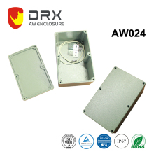 Ningbo everest AW024 outdoor die cast aluminum electronic pcb enclosures