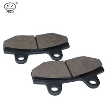 Economic OE quality motorcycle brake pads for Honda Wave 110, for AKT 110/WAVE 125 motorcycle brake pad