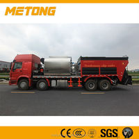 with CE,SGS,ISO9001 Certificates Metong Brand new LMT5311TFC Bitumen and aggregate synchronous chip sealer