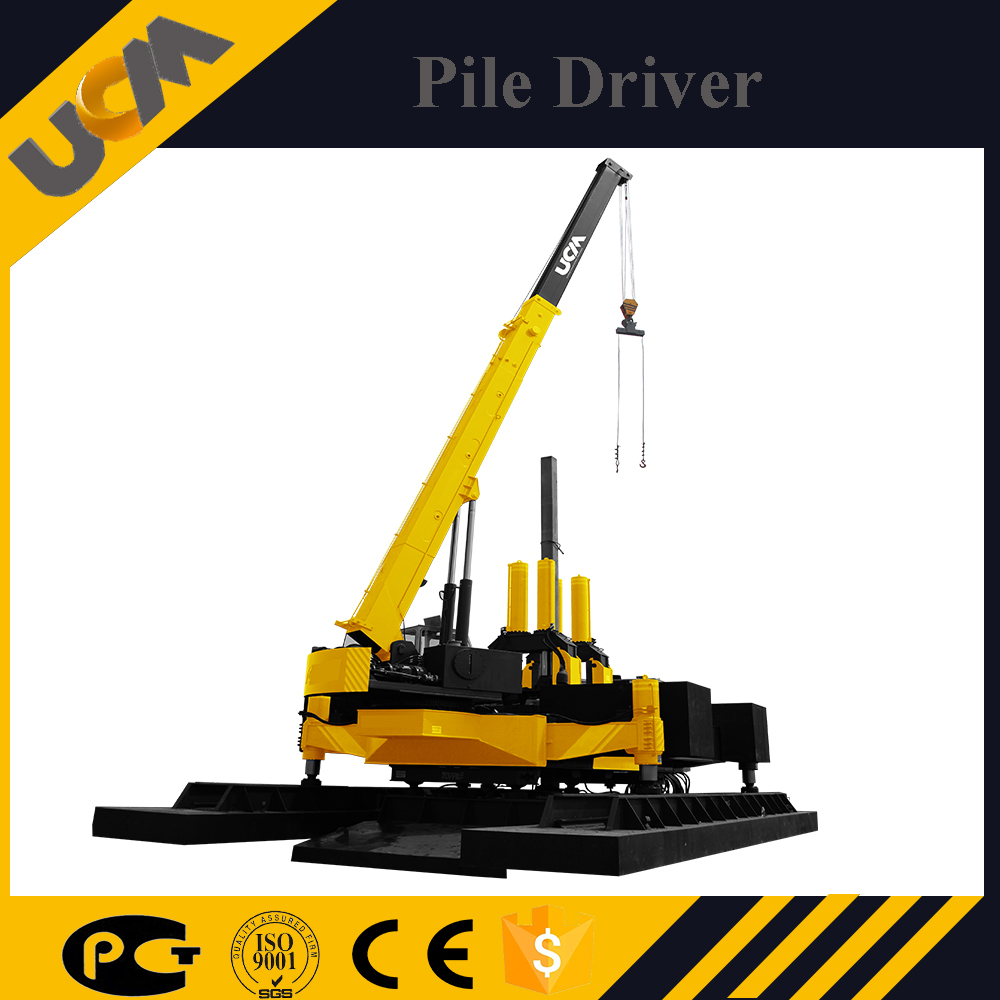 High Quality China Manufacturer injection Machine/sheet Piling Machine/foundation Construction Machine