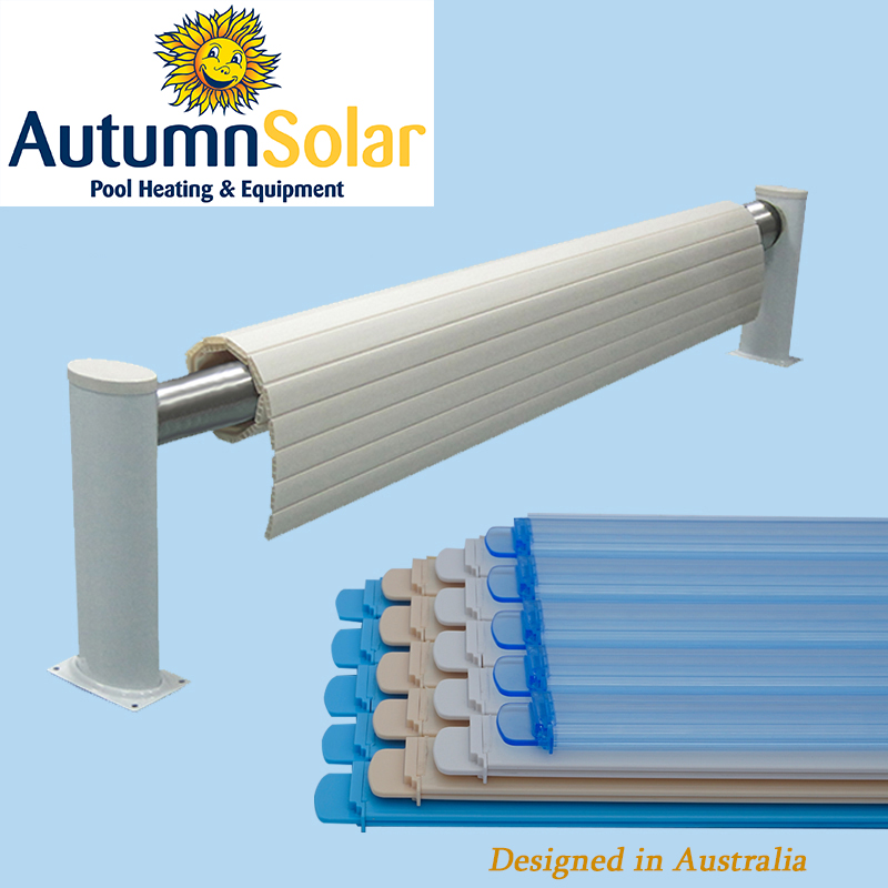Hot sale automatic pool cover slats keep your swimming clean