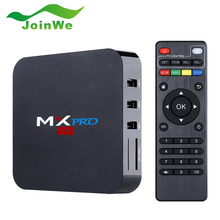 2016 new ott amlogic s905 mx pro firmware Android 5.1 TV Box Mali 450 A9 2G+8G