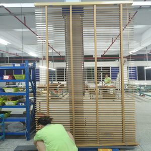 High quality bamboo venetian blind with ladder tape