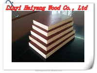 12mm brown film faced plywood from shandong Province China